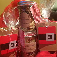 homemade christmas gifts harvest health foods