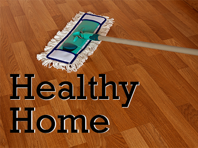 Healthy Home Care Non-Toxic Cleaning