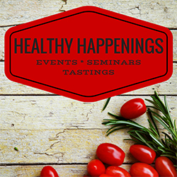 Calendar of Events Harvest Health Foods