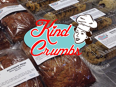 Kind Crumbs Gluten-Free at Harvest Health Foods