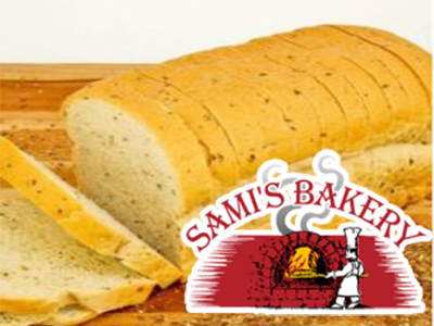 Sami's Bread at Harvest Health Foods