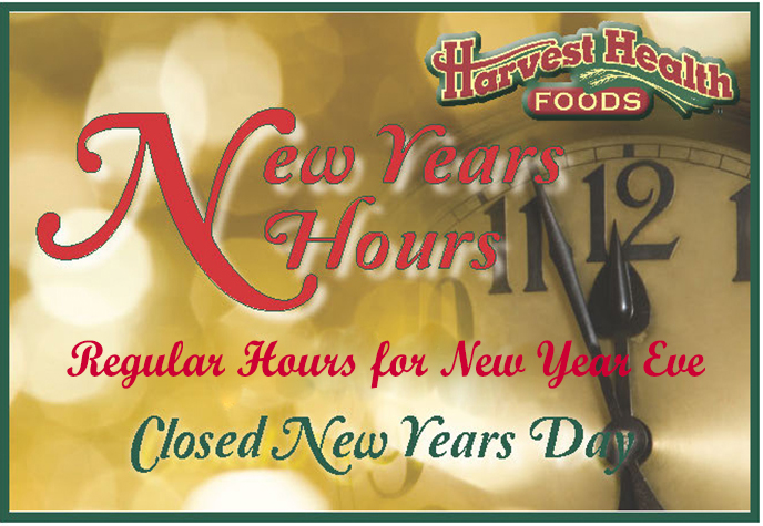 Whole Foods Hours New Years Eve