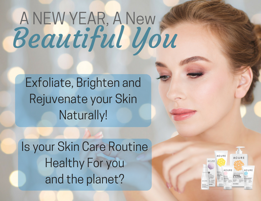A New Year A New Beautiful You - Acure Seminar