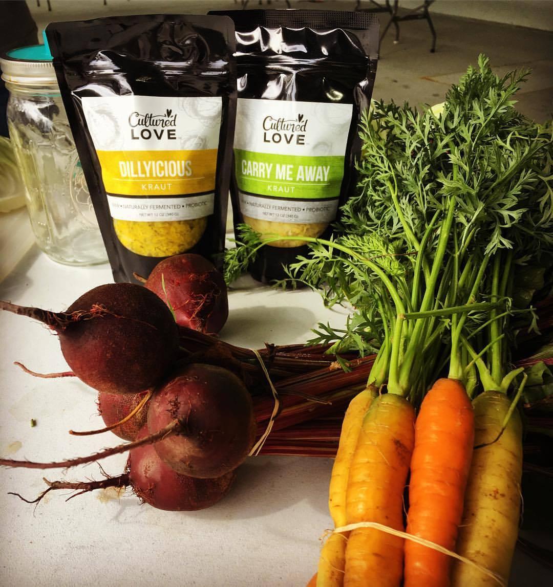 Cultured Love - Presenting at Harvest Health Foods