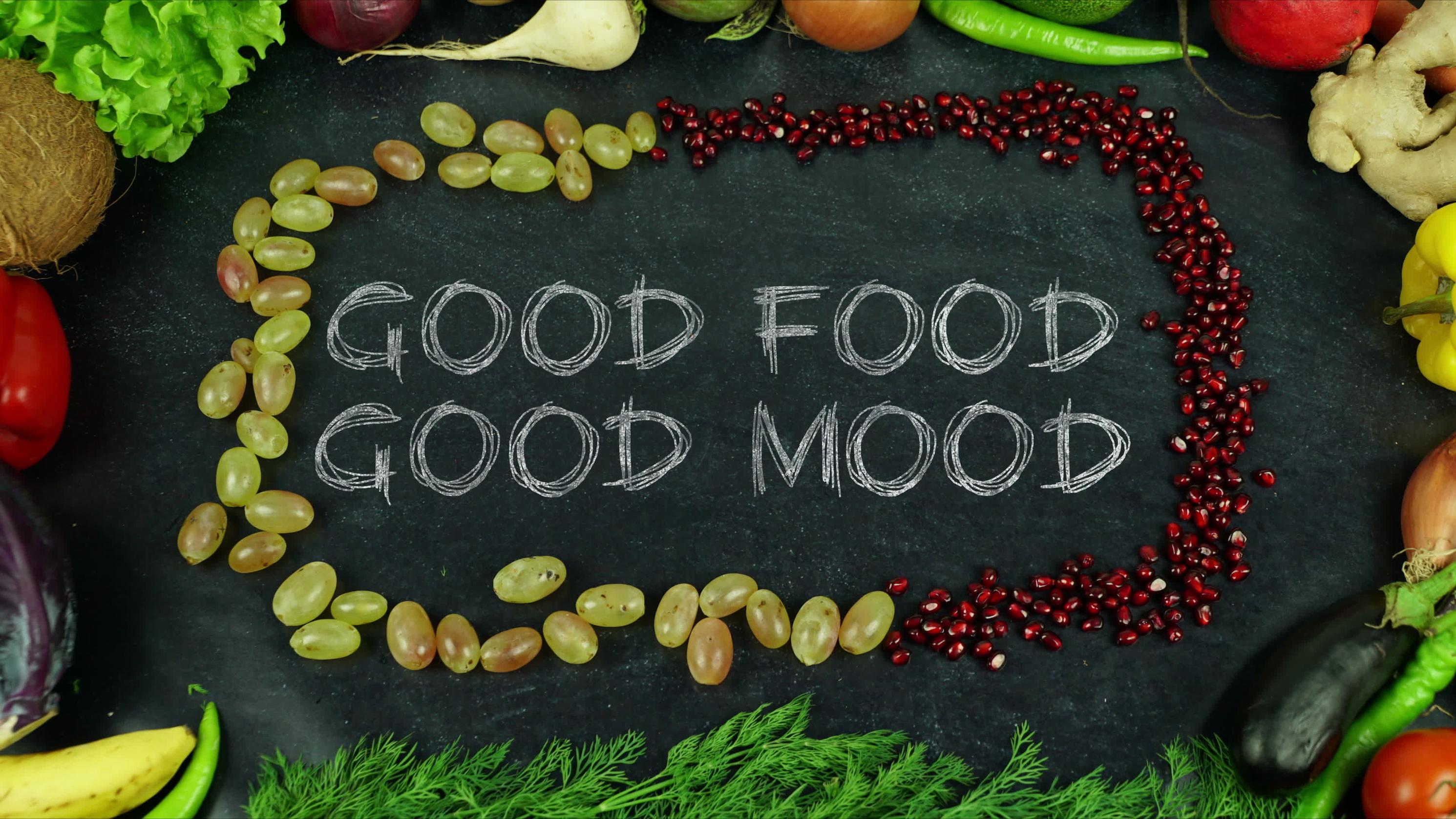 Good Food Good Mood Nutrition and the Brain