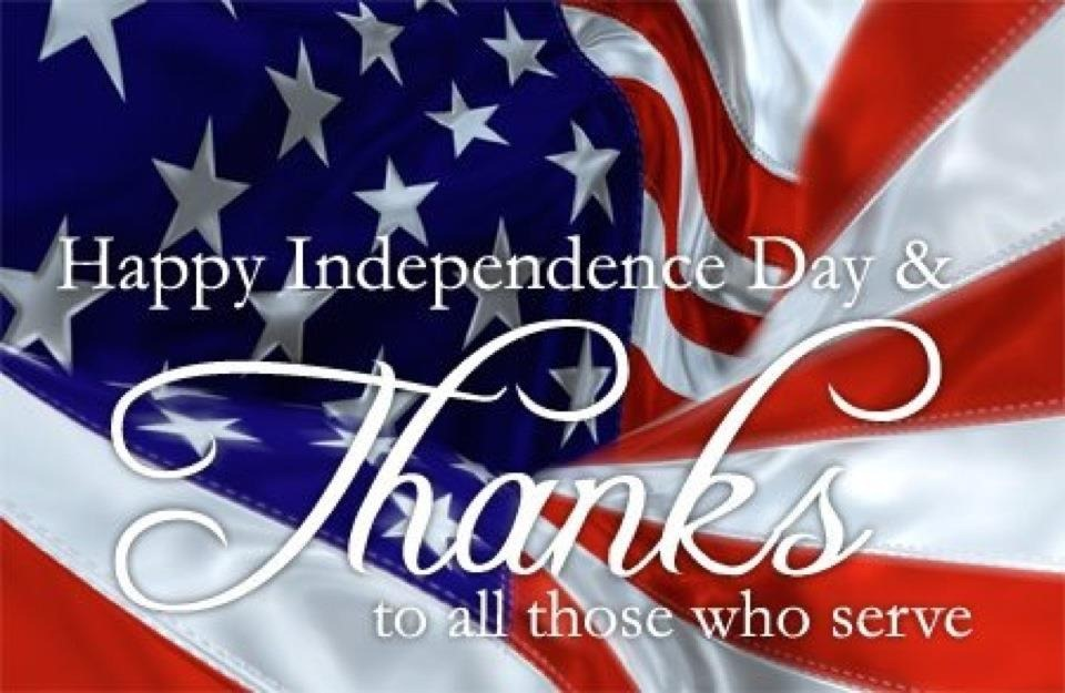 Happy 4th of July - Harvest Health Foods