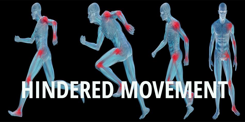 Hindered Movement - Sally Talbot, PT