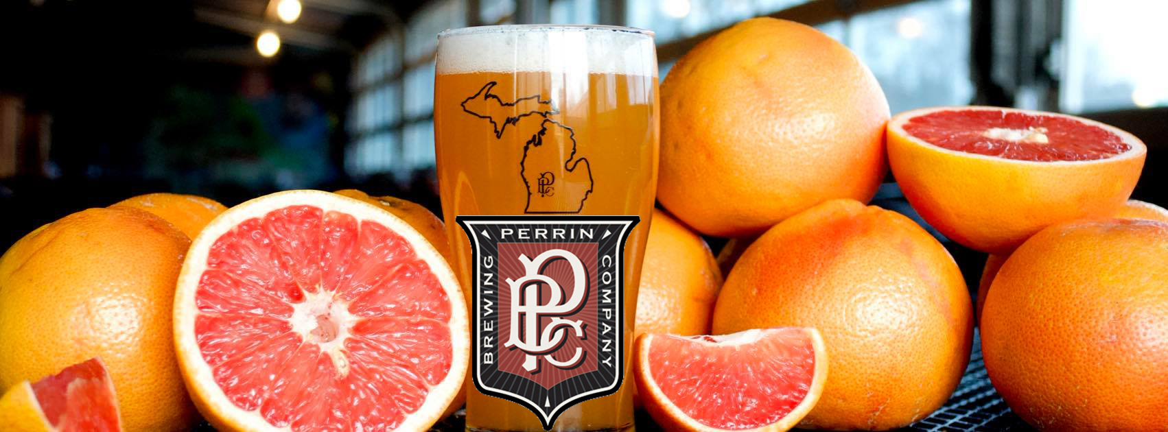 Perrin Brewing at Harvest Health Foods