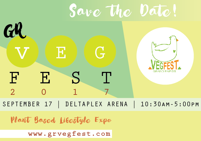 Save The Date 2017 VEGFEST
