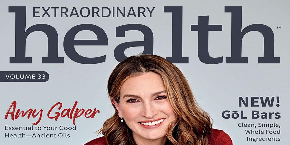 Extraordinary Health Magazine - Garden Of Life