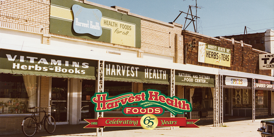 Harvest Health Foods Celebrates 65 Years of Healthy Business