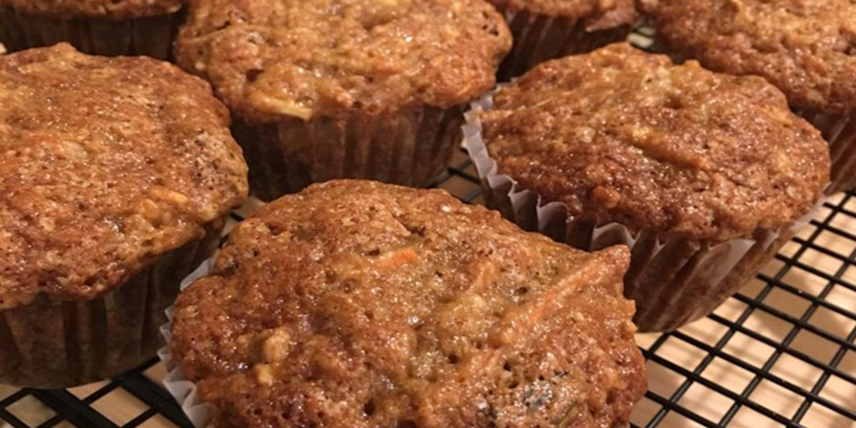 Marvelous Morning Glory Muffins