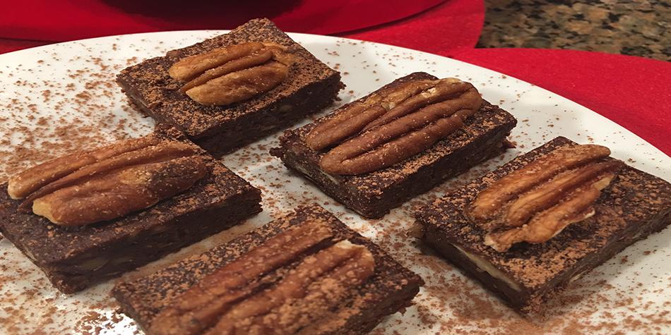 Raw Cacao Brownies