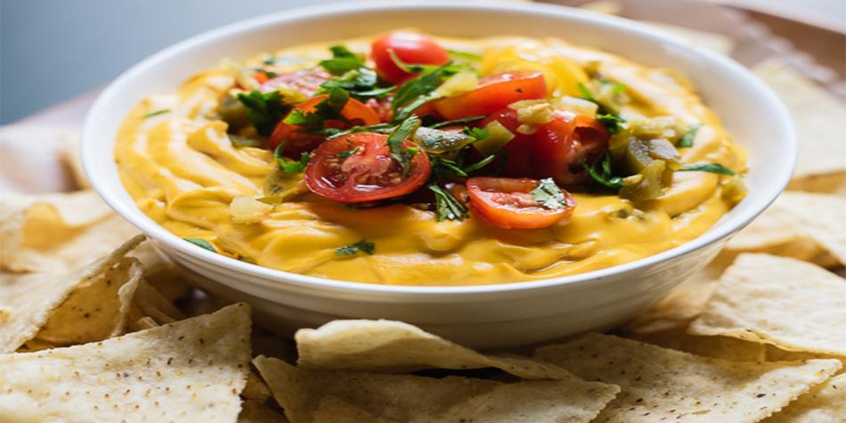 Vegan Cheese-Less Dip