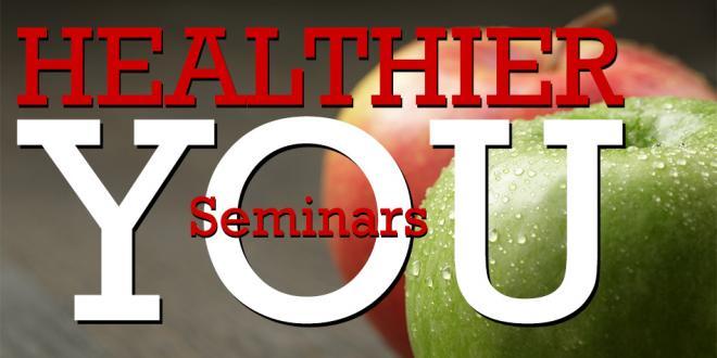Healthier You Seminar Series by Harvest Health Foods 2018