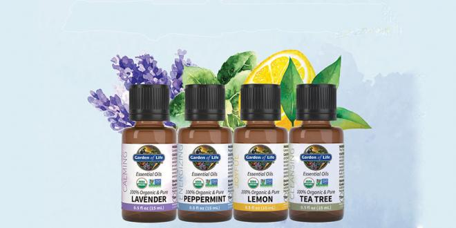 Garden Of life Essential Oils