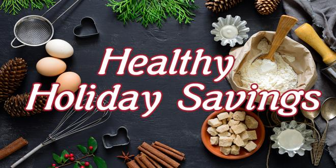 Harvest Health Foods December Sale Features