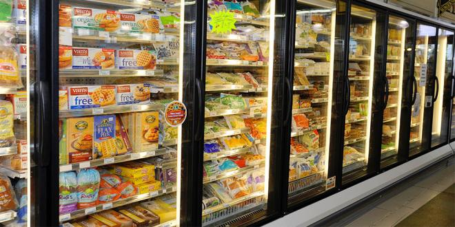Dairy and Frozen Foods