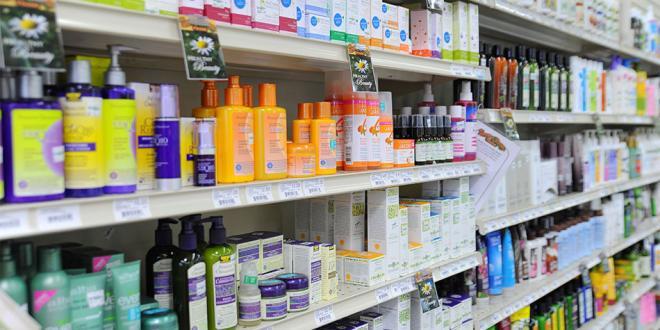 Healthy Bath and Body Cosmetics Essential Oils