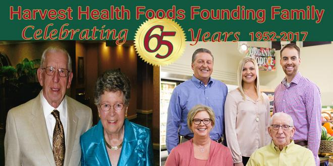 Harvest Health Foods Founding Family