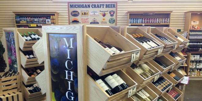 Organic Wines Craft Michigan Beers Gluten-Free Beers