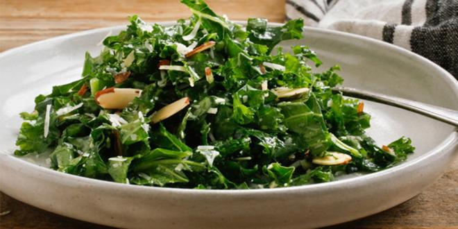 Best Ever Simple Kale Salad