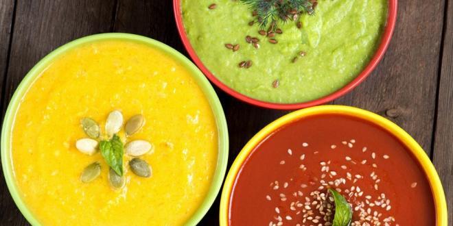 Soups On at Harvest Health Foods