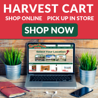 Shop Harvest Health Foods with Harvest Cart