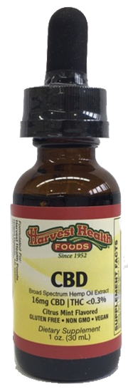 Harvest Health Foods CBD