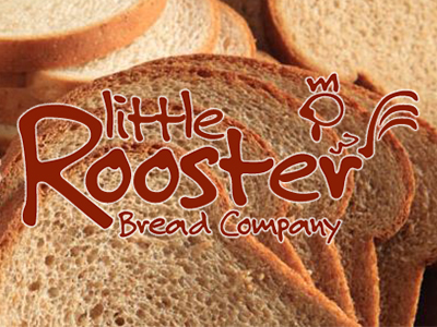 Little Rooster Breads at Harvest Health Foods