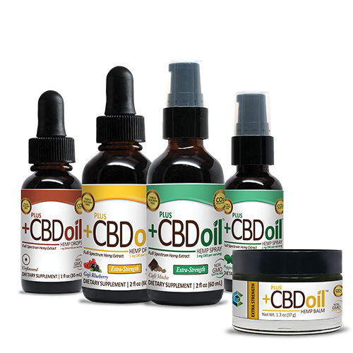 PLUS CBDOIL  CV SCIENCES CBD