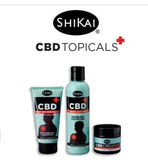 SHIKAI CBD Topicals