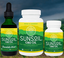 SunSoil Green Mountain CBD