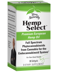 Terry Naturally Hemp Select