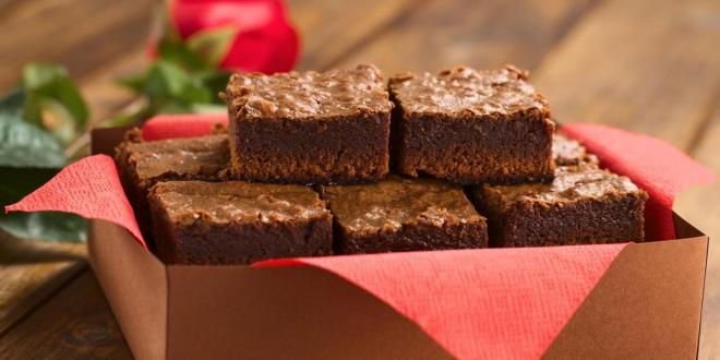 Black Bean Chia Brownies