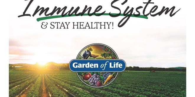 Building a Strong Immune System by Garden of Life