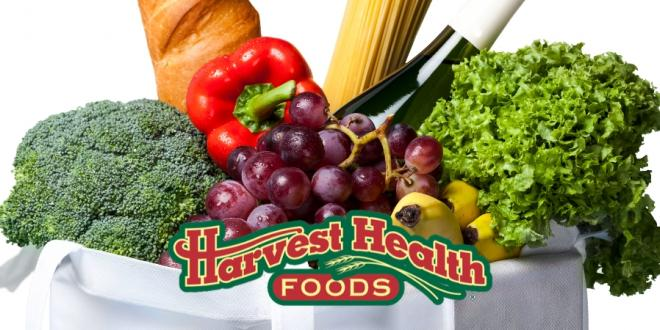 Shop On Line At Harvest Health Foods With Harvest Cart