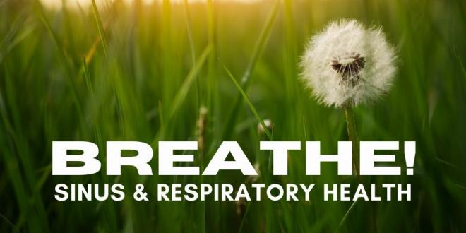 BREATHE SINUS AND RESPIRATORY HEALTH