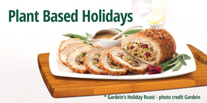 Plant Based Holiday Features
