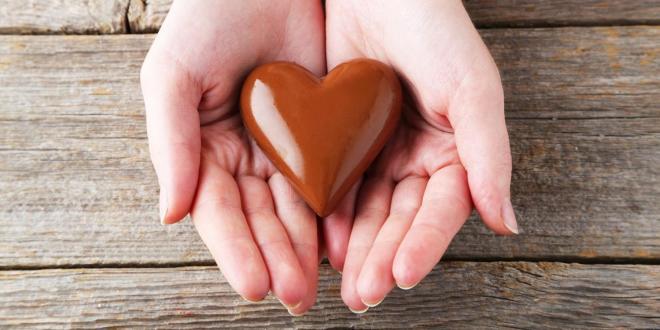 Chocolate Heart