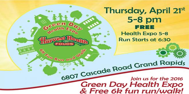 Green Day Health Expo and Fun Run Walk