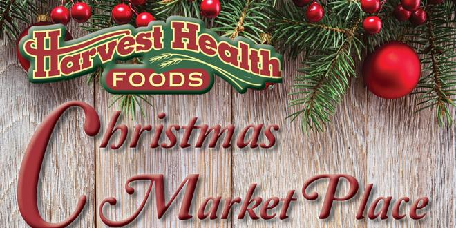 Harvest Health Foods Christmas Market Place