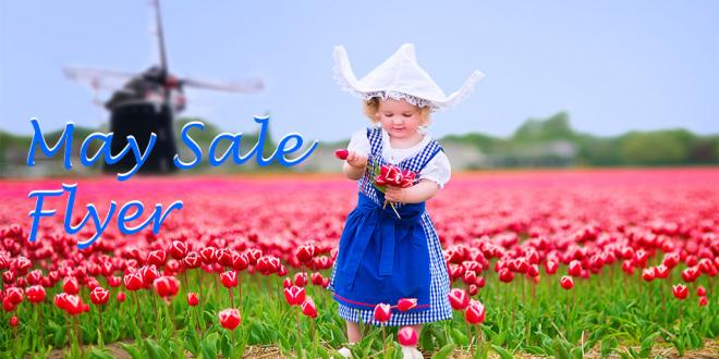 May Sale Flyer - Harvest Health Foods - Organic Produce, Groceries and More