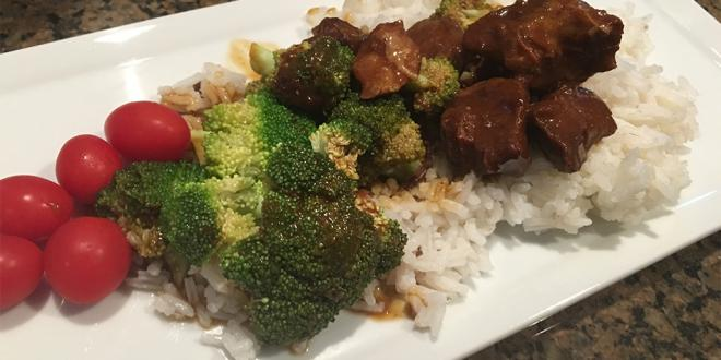 Harvest Health Foods - Becky's Beef and Broccoli