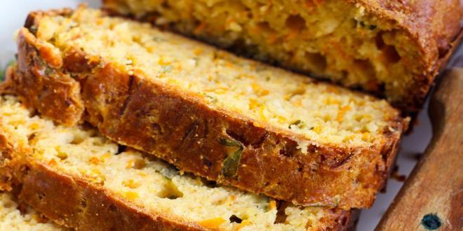 Butternut Squash Bread - Gluten-Free