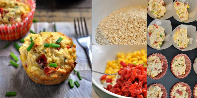 Eggstra Special Savory Egg Quinoa Muffins