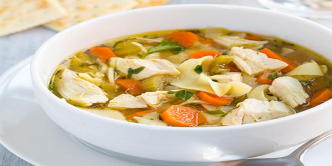 Crocktober Chicken Noodle Soup