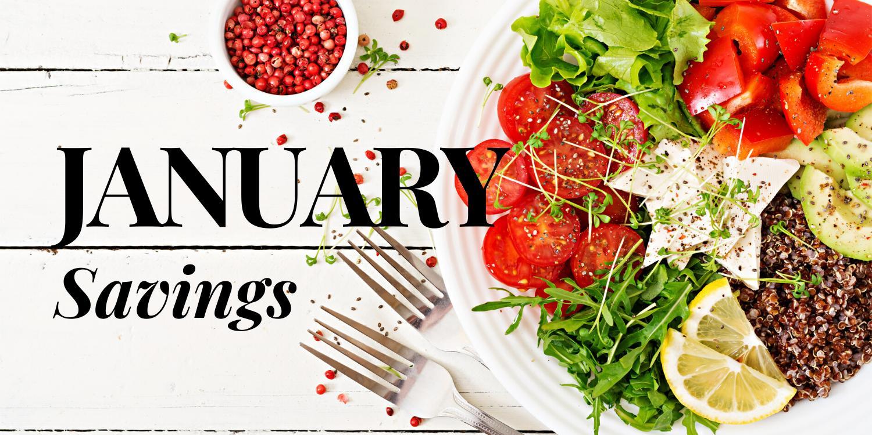 January 2020 Fresh Start Slider