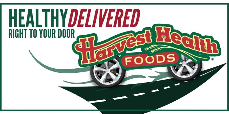 Healthy Delivered - Home Delivery With Your Harvest Cart Order