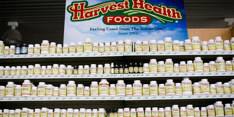 Harvest Health Foods Supplements